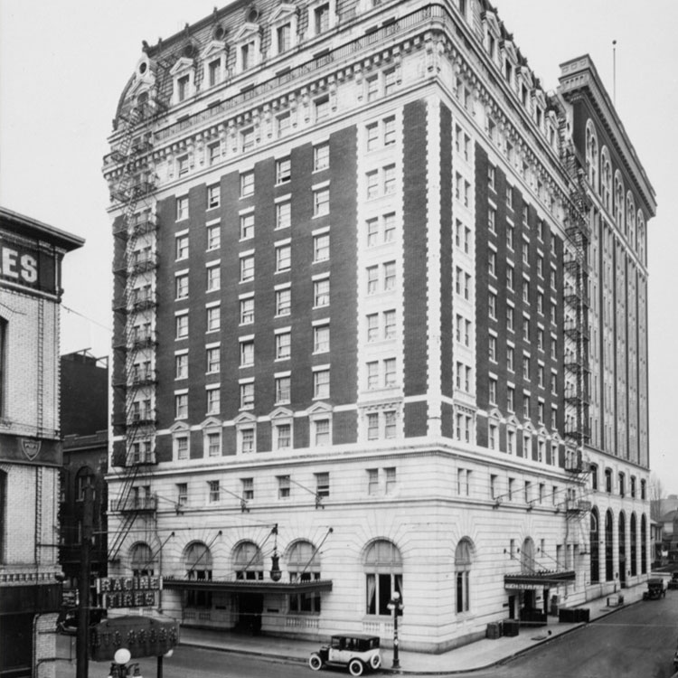 The Benson - Historic Downtown Portland Oregon Hotel