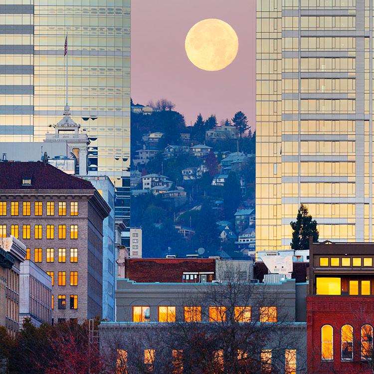 The Benson - A Historic Downtown Portland Oregon Hotel