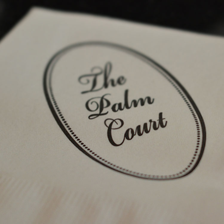 The Palm Court - Downtown Portland Oregon Hotel