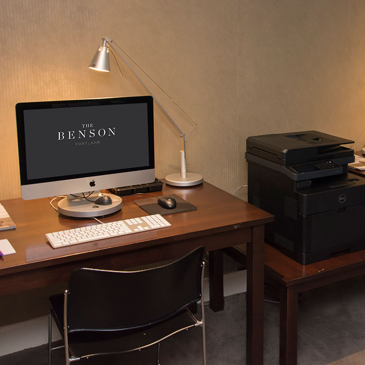 Services and Amenities - The Benson