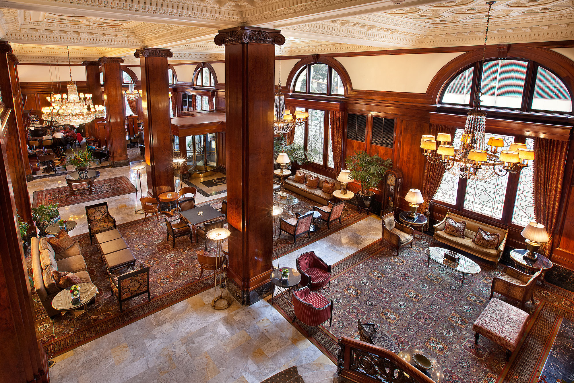 The Benson Hotel   Official Website   Hotels in Downtown Portland Oregon
