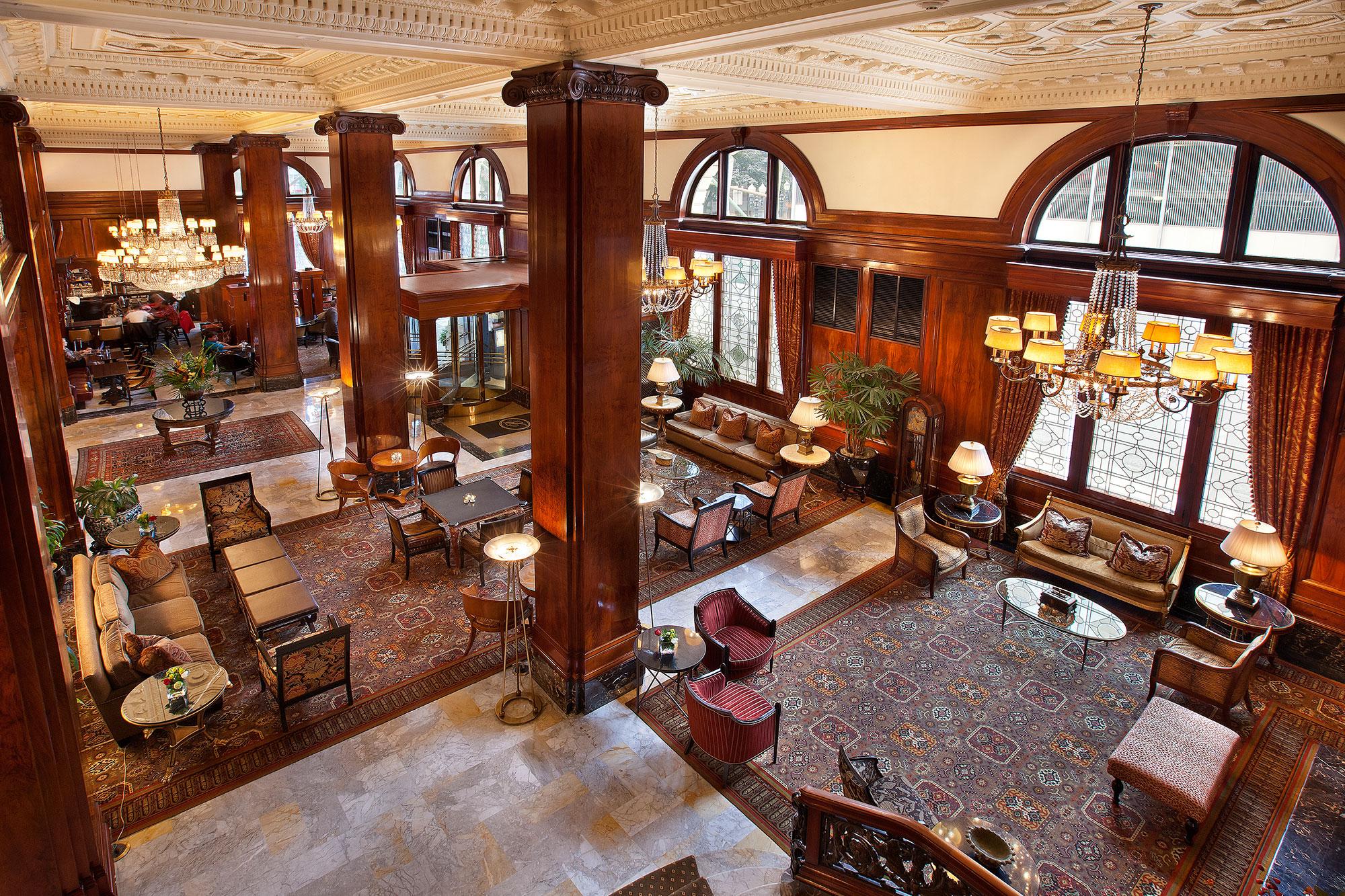 The Benson - Historic Downtown Portland Oregon Hotel