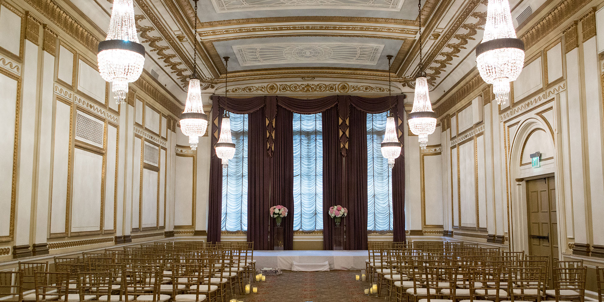 Downtown Portland Oregon Wedding Venues