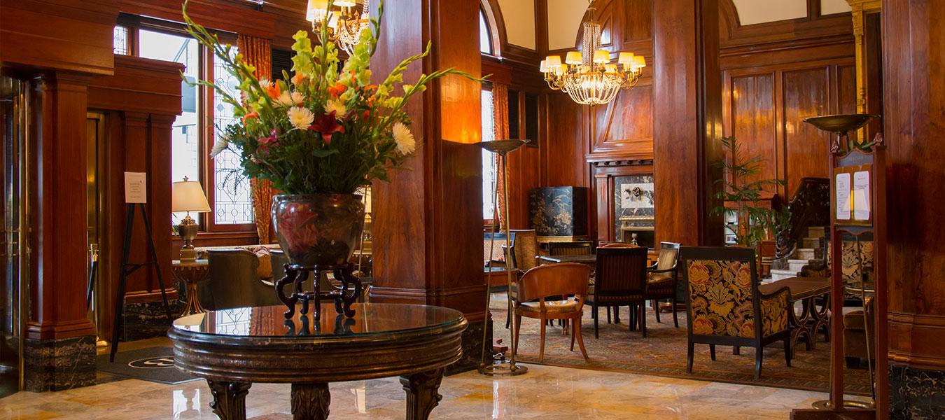 The Benson Portland-A Downtown Portland Oregon Hotel